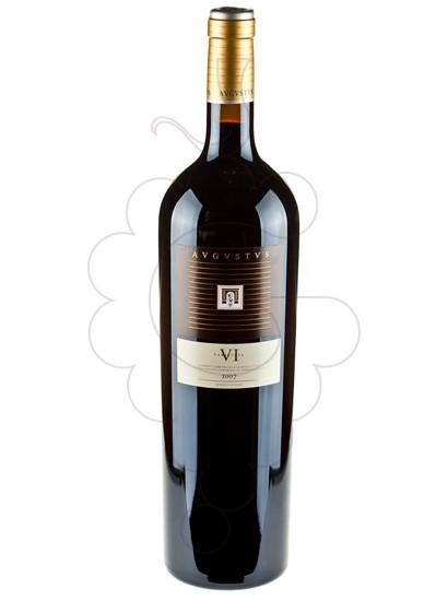 Foto Augustus 6 varietats Magnum vino tinto