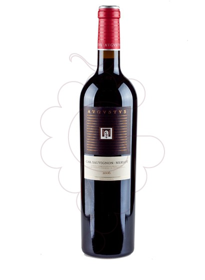 Foto Augustus Cabernet Sauvignon - Merlot vino tinto