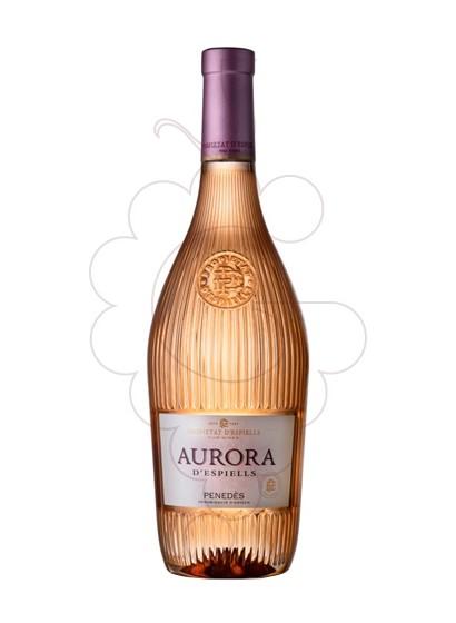 Foto Aurora d'Espiells Rose vino rosado