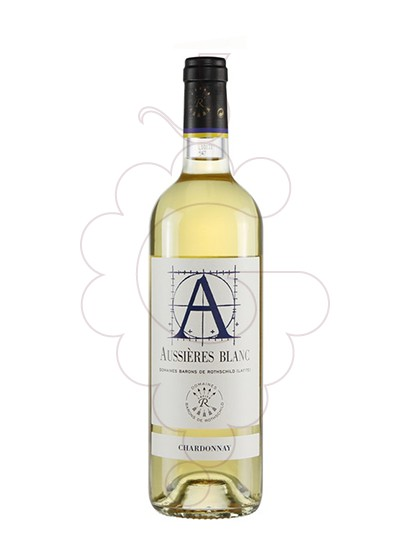 Foto Aussieres Barons Rothschild vino blanco
