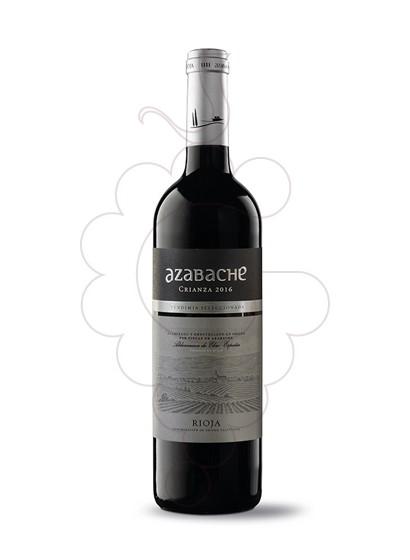 Foto Azabache Crianza vino tinto