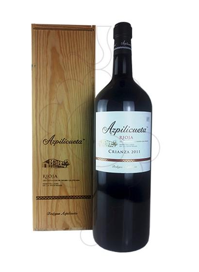 Foto Azpilicueta Crianza Rhéoboam vino tinto