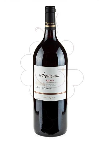Foto Azpilicueta Crianza Magnum vino tinto