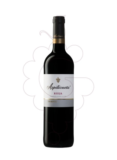 Foto Azpilicueta Crianza vino tinto
