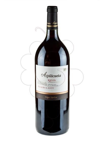 Foto Azpilicueta Reserva Magnum vino tinto
