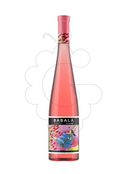 Foto Babalà Rosado vino rosado