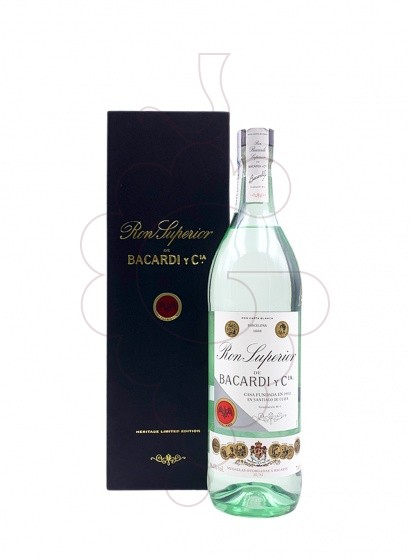 Foto Ron Bacardi Heritage Limited Edition