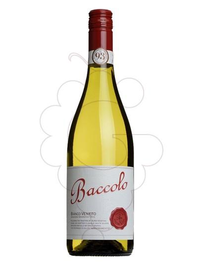 Foto Baccolo Veneto Blanco vino blanco