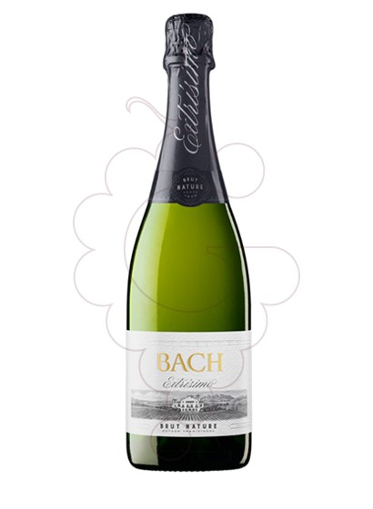 Foto Bach Brut Nature vino espumoso