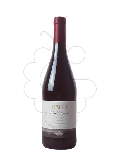 Foto Bach Negre vino tinto