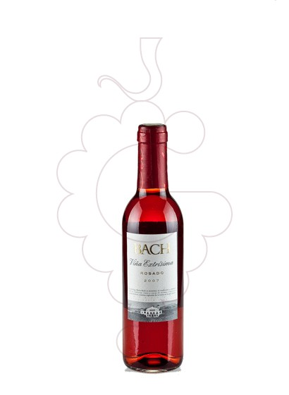 Foto Bach Rosat (mini) vino rosado