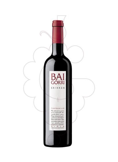 Foto Bai Gorri Crianza  vino tinto