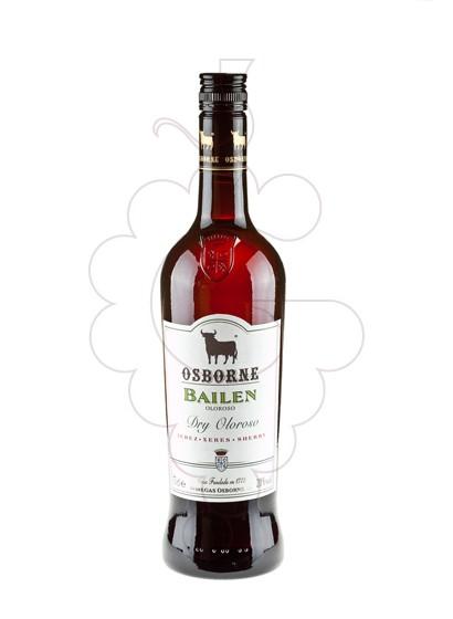 Foto Bailen Dry Oloroso vino generoso