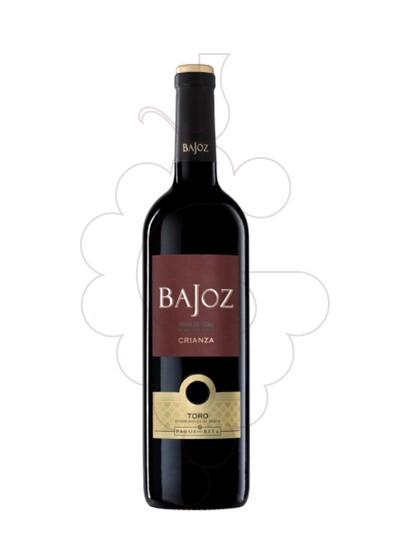 Foto Bajoz Crianza vino tinto