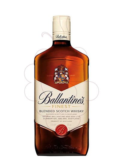 Foto Whisky Ballantine's rellenable