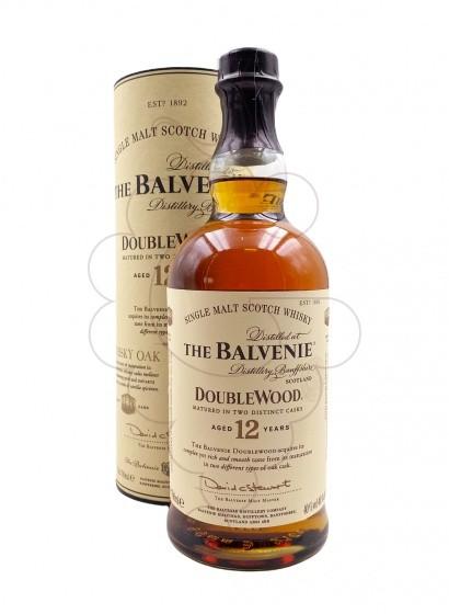 Foto Whisky Balvenie Double Wood 12 Años