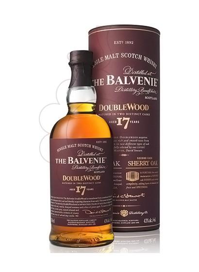 Foto Whisky Balvenie 17 Años