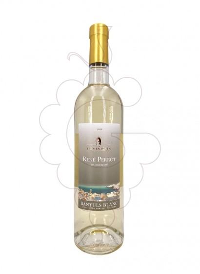 Foto Banyuls Blanc Cuvee Perrot vino generoso