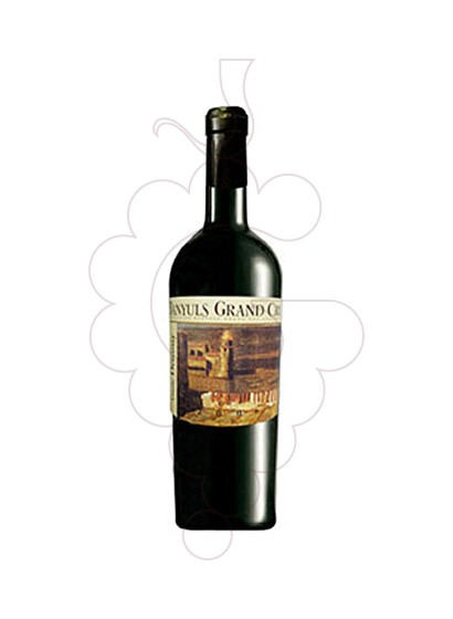 Foto Banyuls Grand Cru Descossy  vino generoso