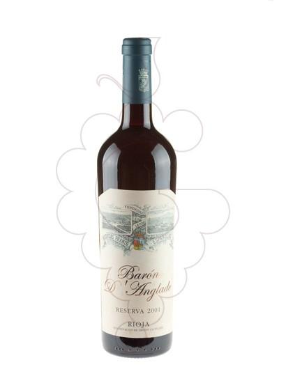 Foto Baron d'Anglade Reserva vino tinto