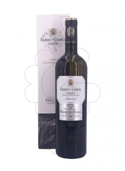 Foto Baron de Chirel Verdejo vino blanco