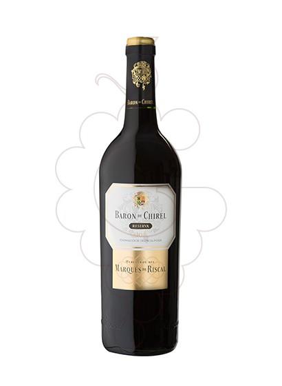 Foto Baron de Chirel Reserva vino tinto