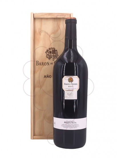 Foto Baron de Chirel Reserva Magnum  vino tinto