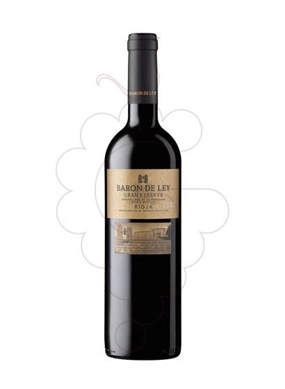 Foto Baron de Ley Gran Reserva  vino tinto