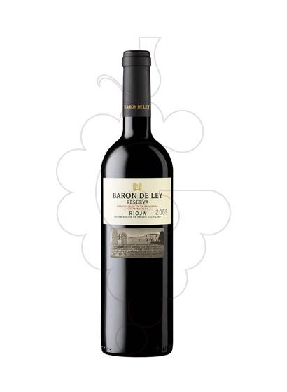 Foto Baron de Ley Reserva Negre vino tinto