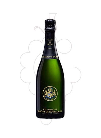 Foto Barons de Rothschild Brut Magnum vino espumoso