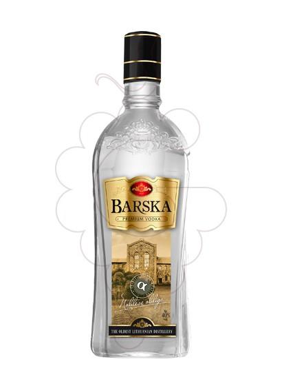 Foto Vodka Barska Premium