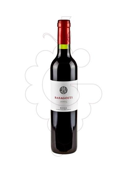 Foto Basagoiti (mini) vino tinto