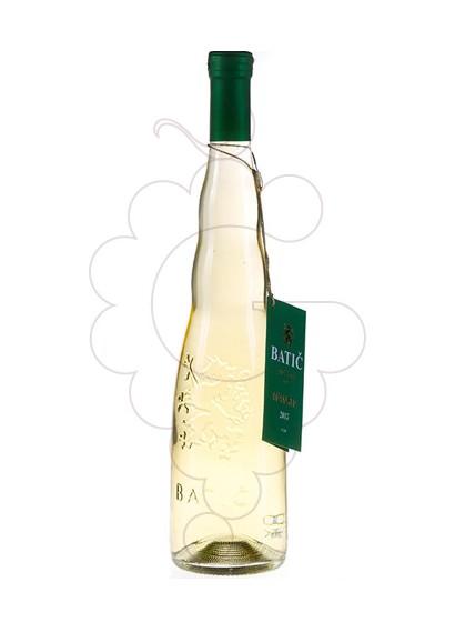 Foto Batic Rebula vino blanco