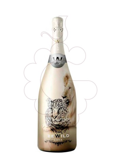 Foto Be Wild Only Magnum Cava vino espumoso