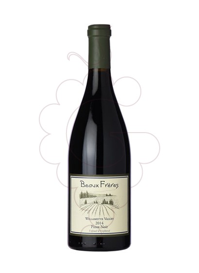 Foto Beaux Frères Willamette Valley Pinot Noir vino tinto