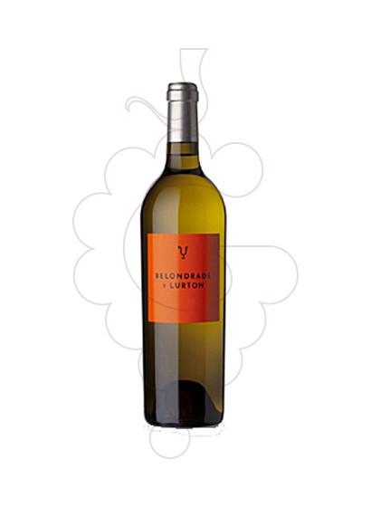 Foto Belondrade & Lurton vino blanco