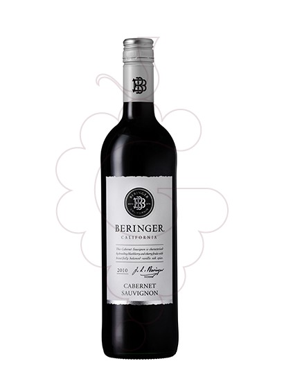 Foto Beringer Stone Cellars Negre vino tinto
