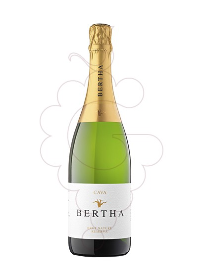 Foto Bertha Brut Natural vino espumoso