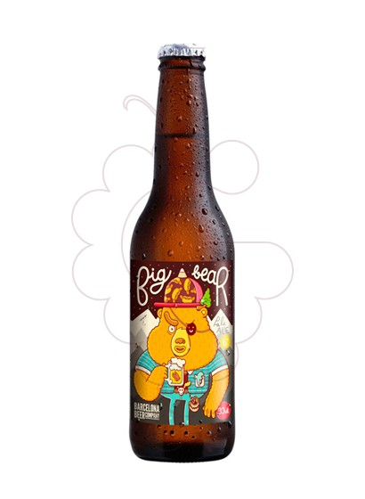 Foto Cerveza Big Bear Pale Ale Gluten Free