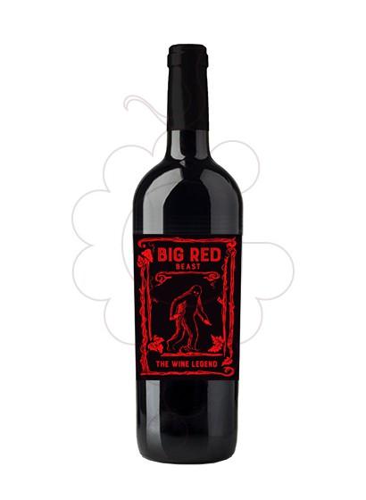 Foto Big Red Beast vino tinto