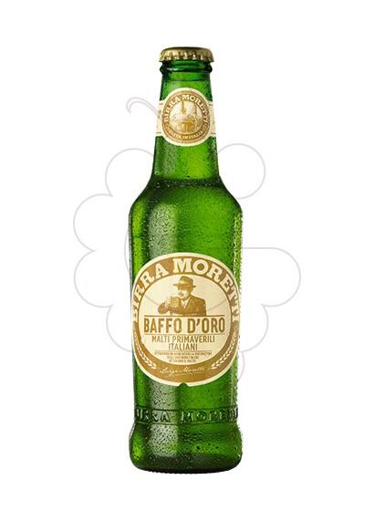 Foto Cerveza Birra Moretti Baffo d'Oro