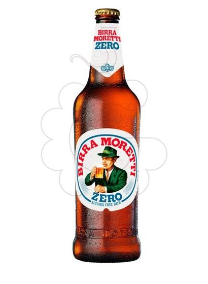 Foto Cerveza sin alcohol Birra Moretti Zero s/alc