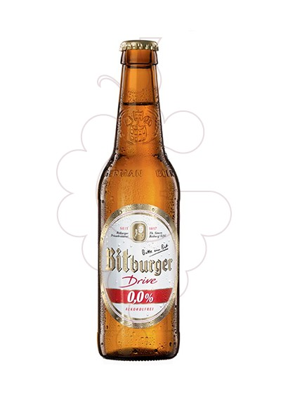 Foto Cerveza sin alcohol Bitburger (s/alcohol)