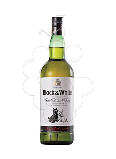 Foto Whisky Black & White