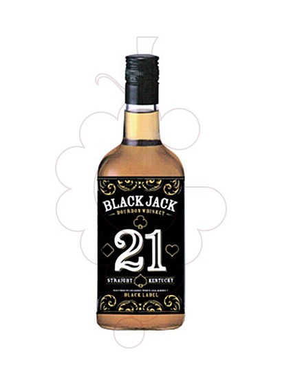 Foto Whisky Black Jack 21 Kentucky