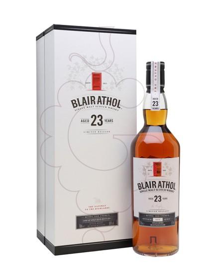 Foto Whisky Blair Athol 23 Años