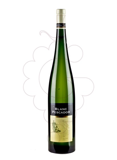 Foto Blanc Pescador Magnum vino espumoso