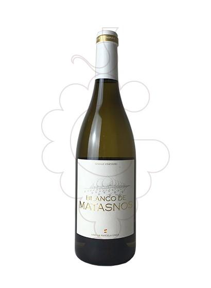 Foto Blanco de Matasnos vino blanco