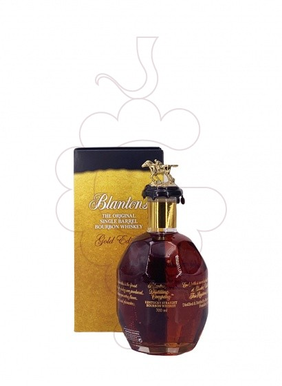 Foto Whisky Blanton's Gold Edition
