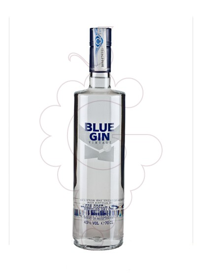 Foto Ginebra Blue Gin Vintage